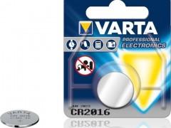 Varta Μπαταρία Λιθίου CR2016 (6016101401)