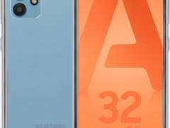 Vivid Διάφανη Θήκη Σιλικόνης Gelly Samsung Galaxy A32 5G - Transparent (VIGELLY163TN)