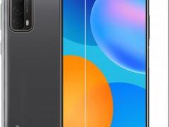 Vivid Σετ Διάφανη Θήκη Σιλικόνης & Tempered Glass - Huawei P Smart 2021 - Transparent (VIGELLY142GLASSTN)