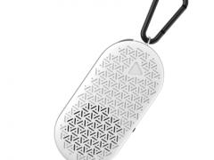 Zagg Action Wearable Speaker - White (9908)